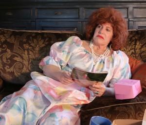 Sylvia thinks the film Barbara is Blahhh!